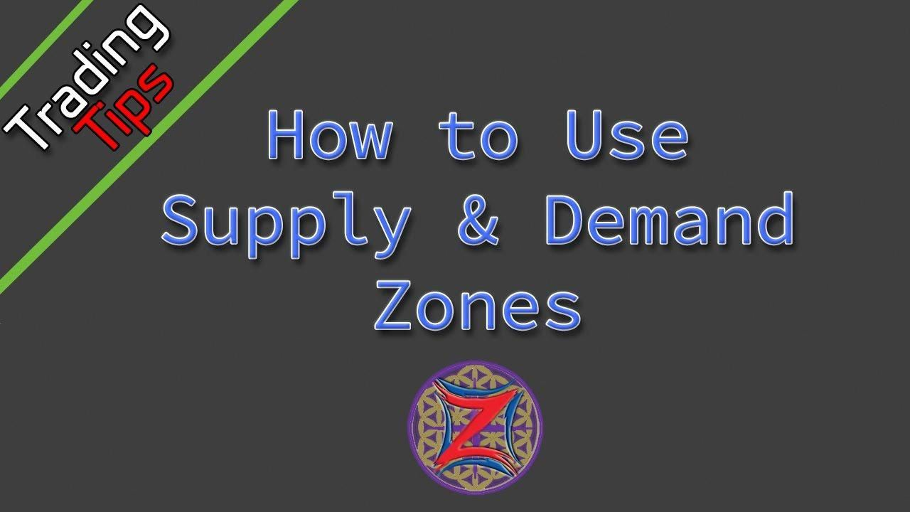 Start Trading Forex Strategy How To Use And Draw Supply Or Demand