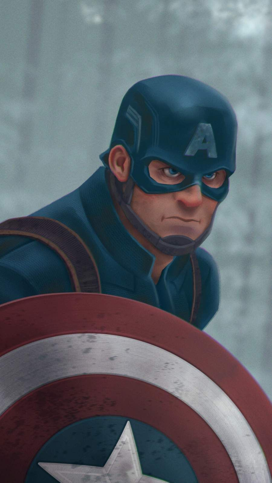 Captain America Iphone Wallpaper Iphone Wallpaper Marvel Art Captain America