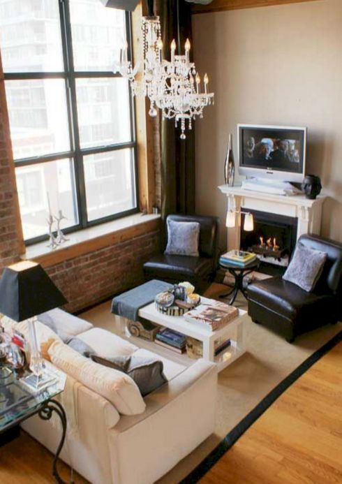 Best 60 Amazing Small Living Room Decor Ideas With Sectional 400 x 300