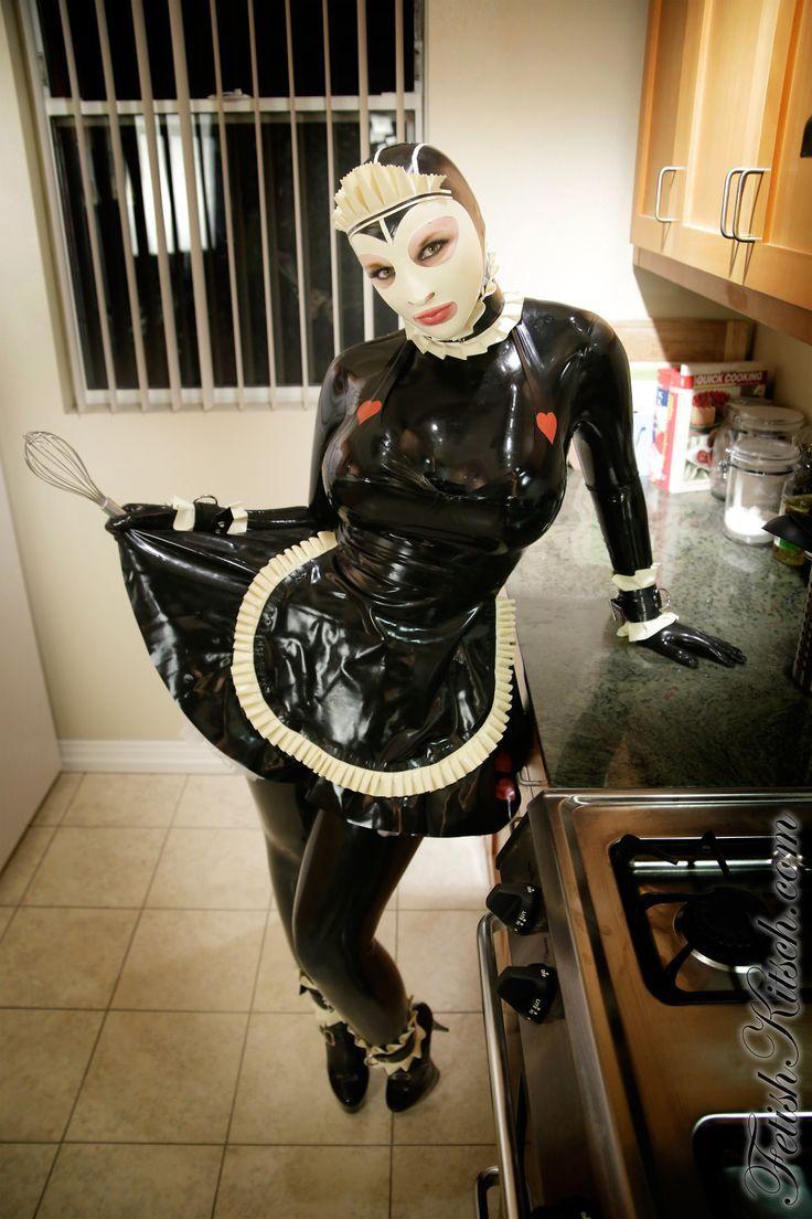Pin op Maids