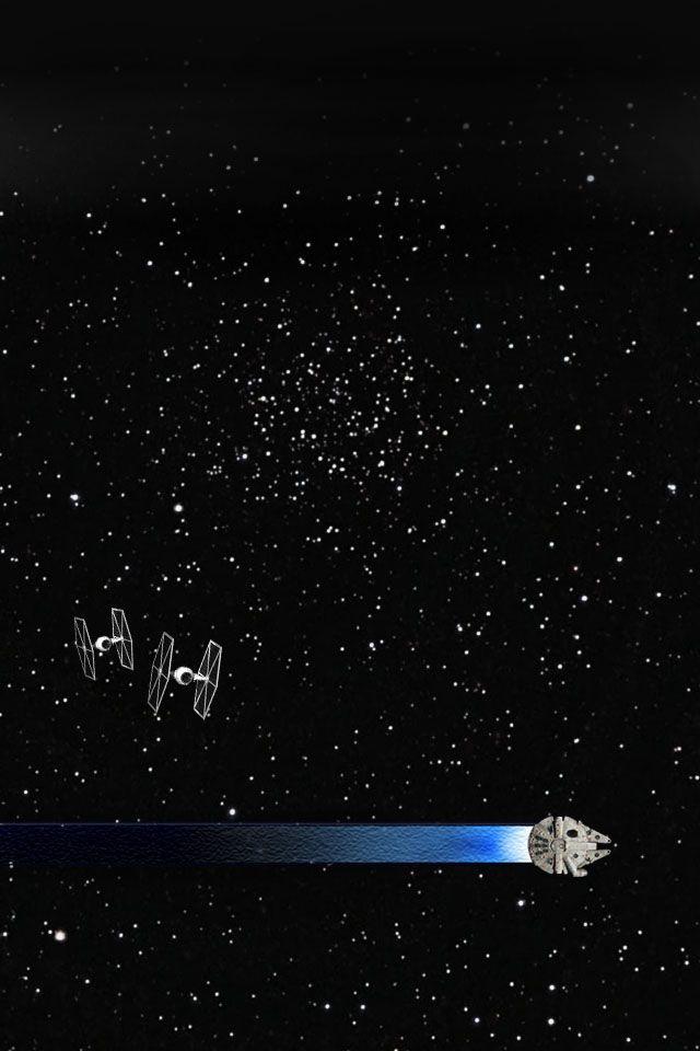 Star Wars Iphone 5 Wallpaper Wallpapersafari Ideas De