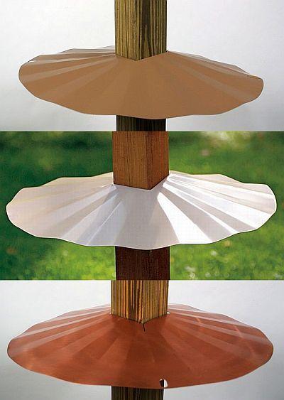 Bird Feeder Poles and Accessories For Maintaining Your Backyard Bird Feeders, Quality Bird Feeder Poles and Accessories at Songbird Garden