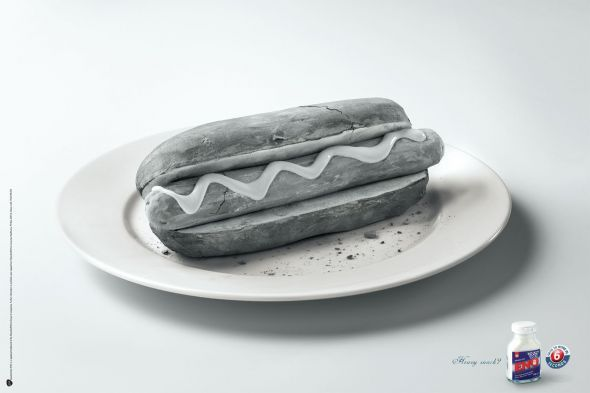 Eno: Hot-dog | Ads of the World™