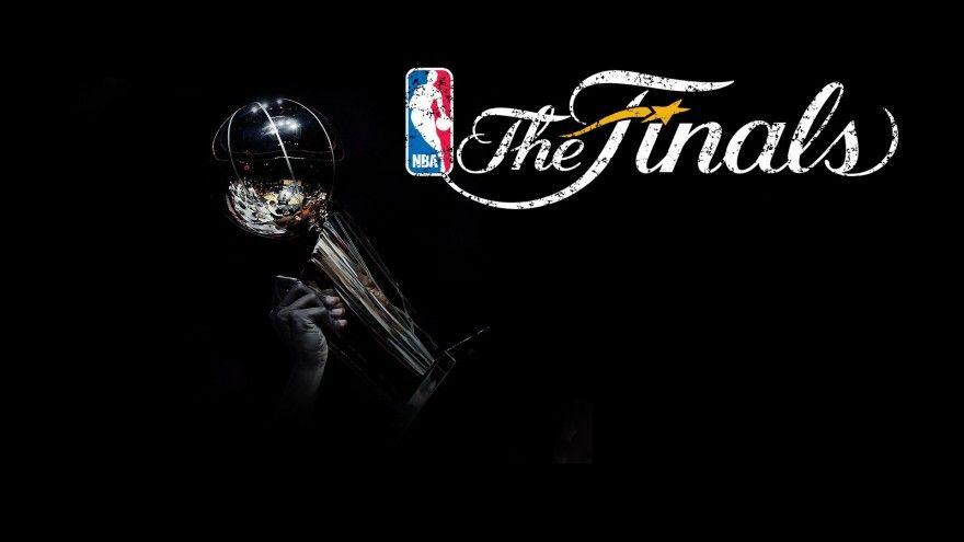 Larry Obrien Nba Championship Trophy The Finals Wallpaper