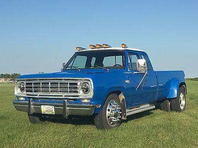 ebay dodge ram 3500 1976 dodge d 300 12 valve cummins conversion rh pinterest com