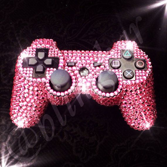 PS3/ Xbox Bling Controller On Etsy, $115.00