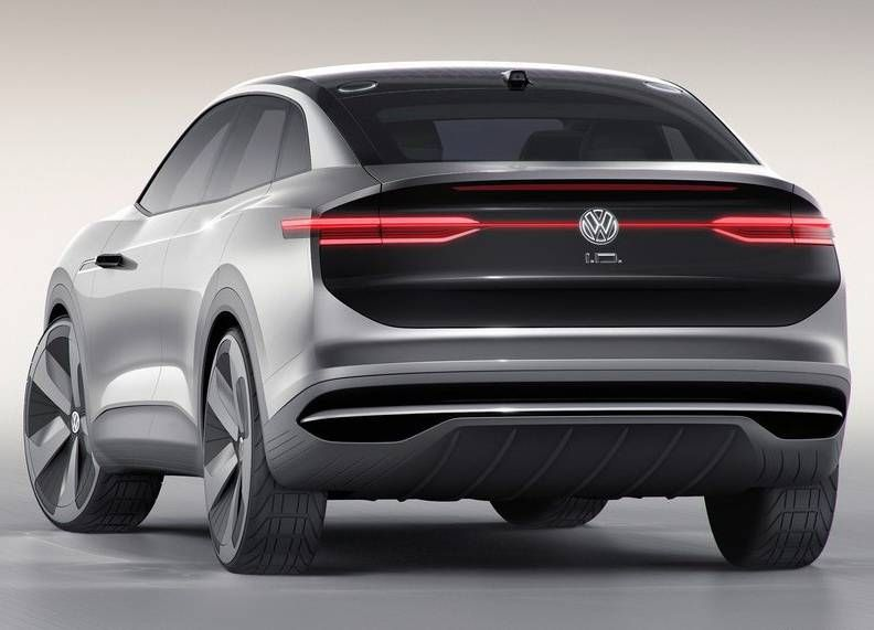 Volkswagen Id Crozz Concept Review New Electric Powered Cuv