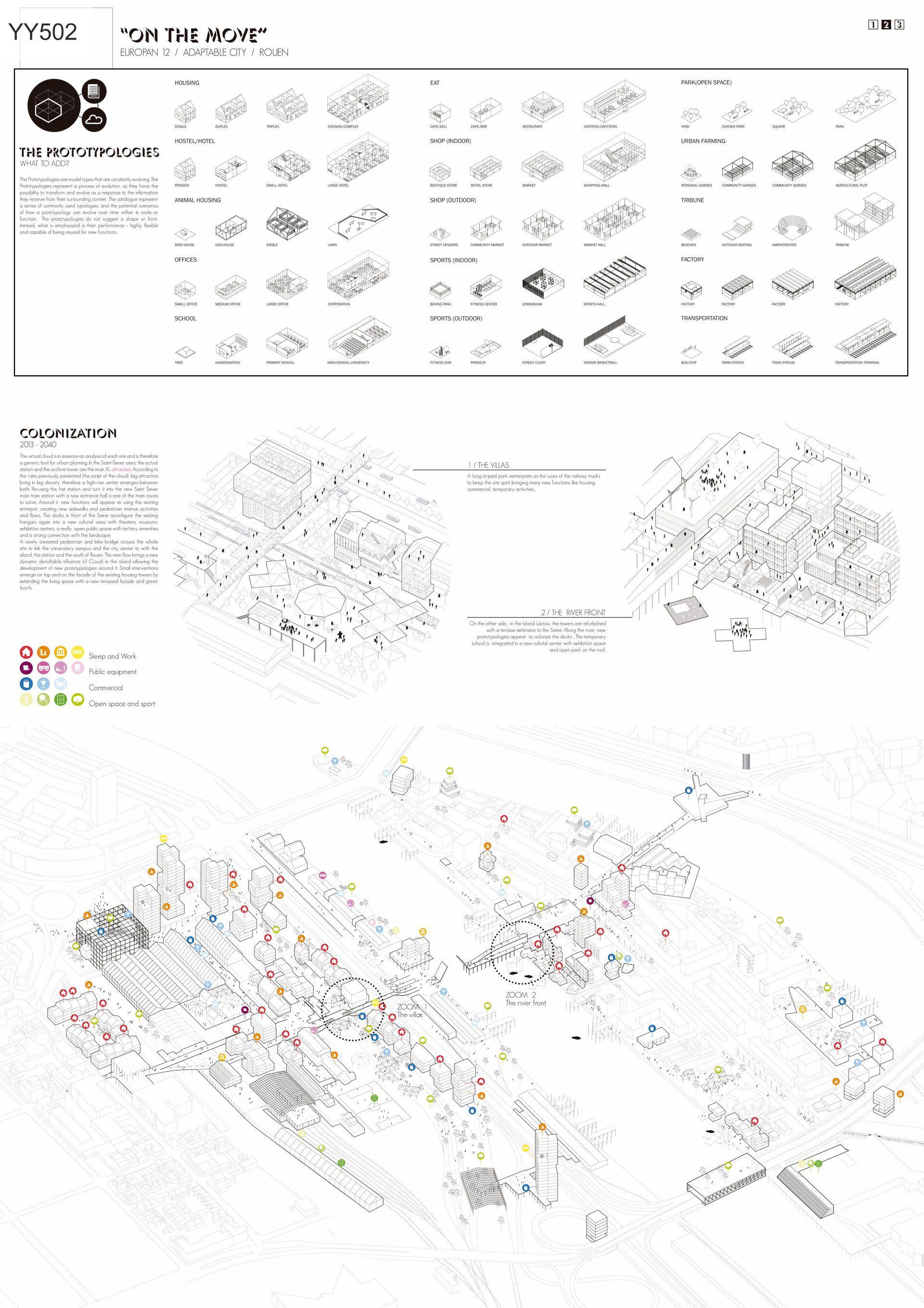 Epingle Par Coralie Morvan Sur Grafisme Archi