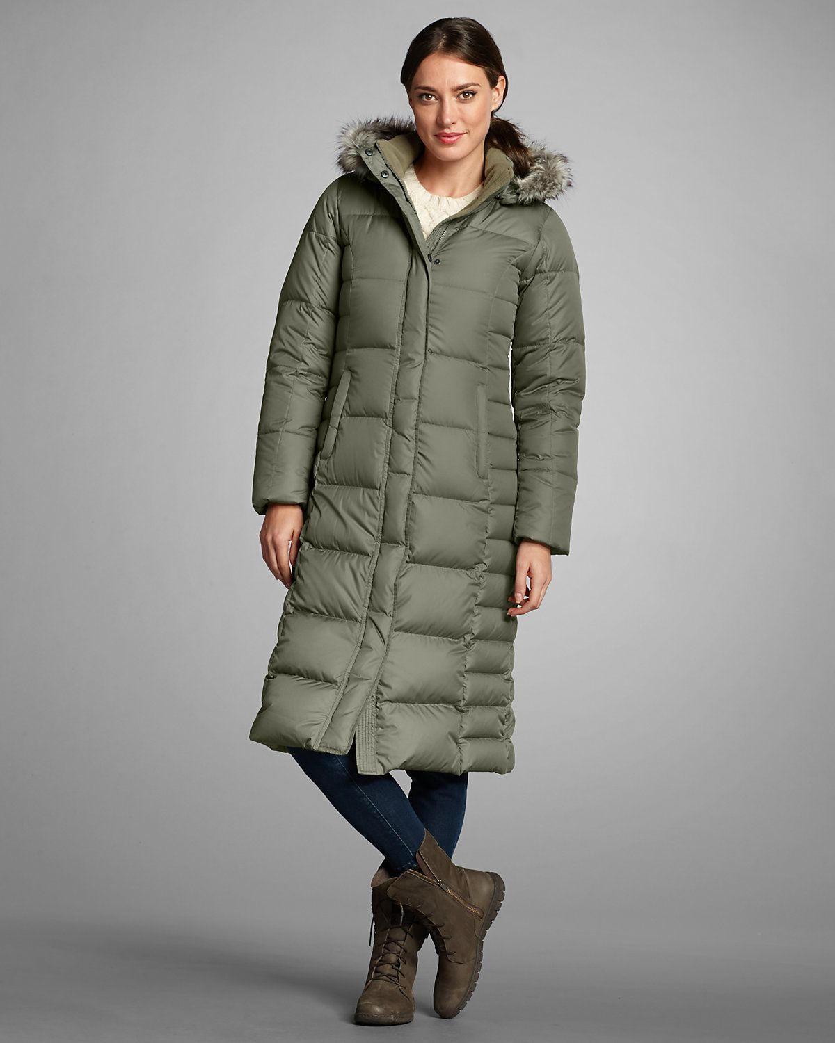 Women's Lodge Down Duffle Coat | Eddie Bauer | coats | Pinterest ...