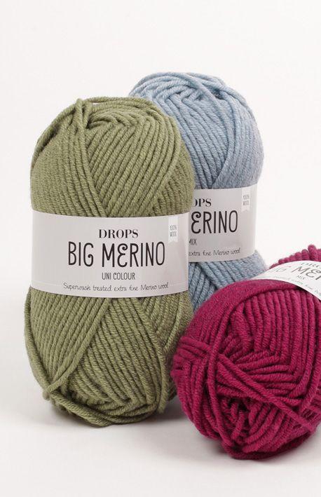 Una lana merino trattata Superwash