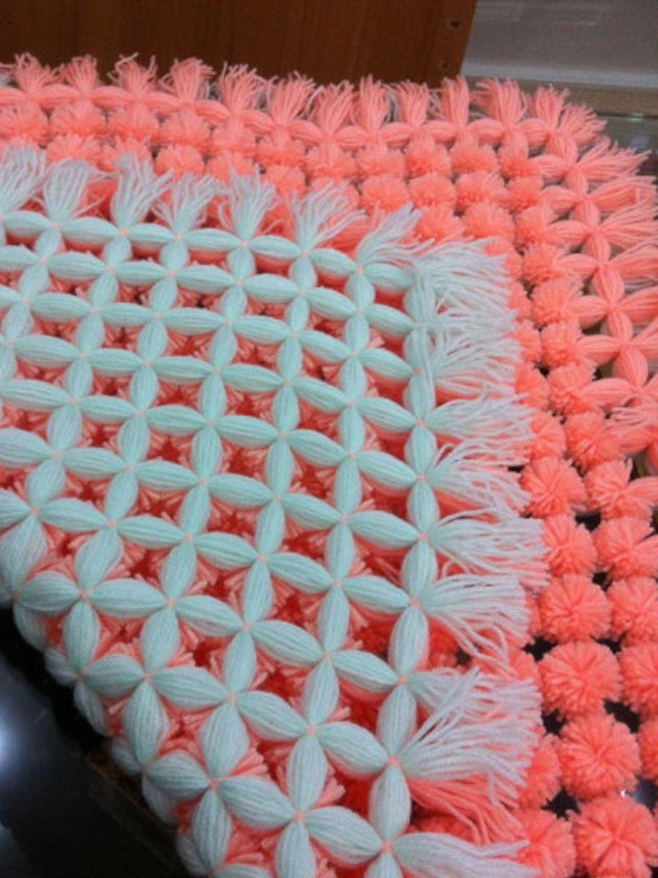 7 súper ideas para hacer pompones de lana para decorar