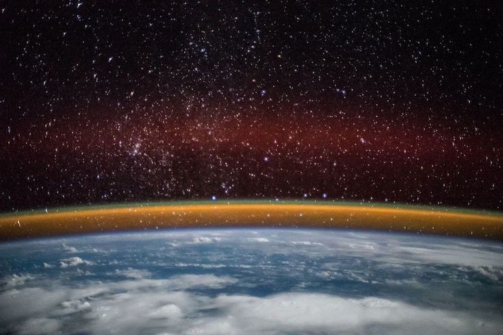 12 photos of Earth from space that will make your problems feel small.