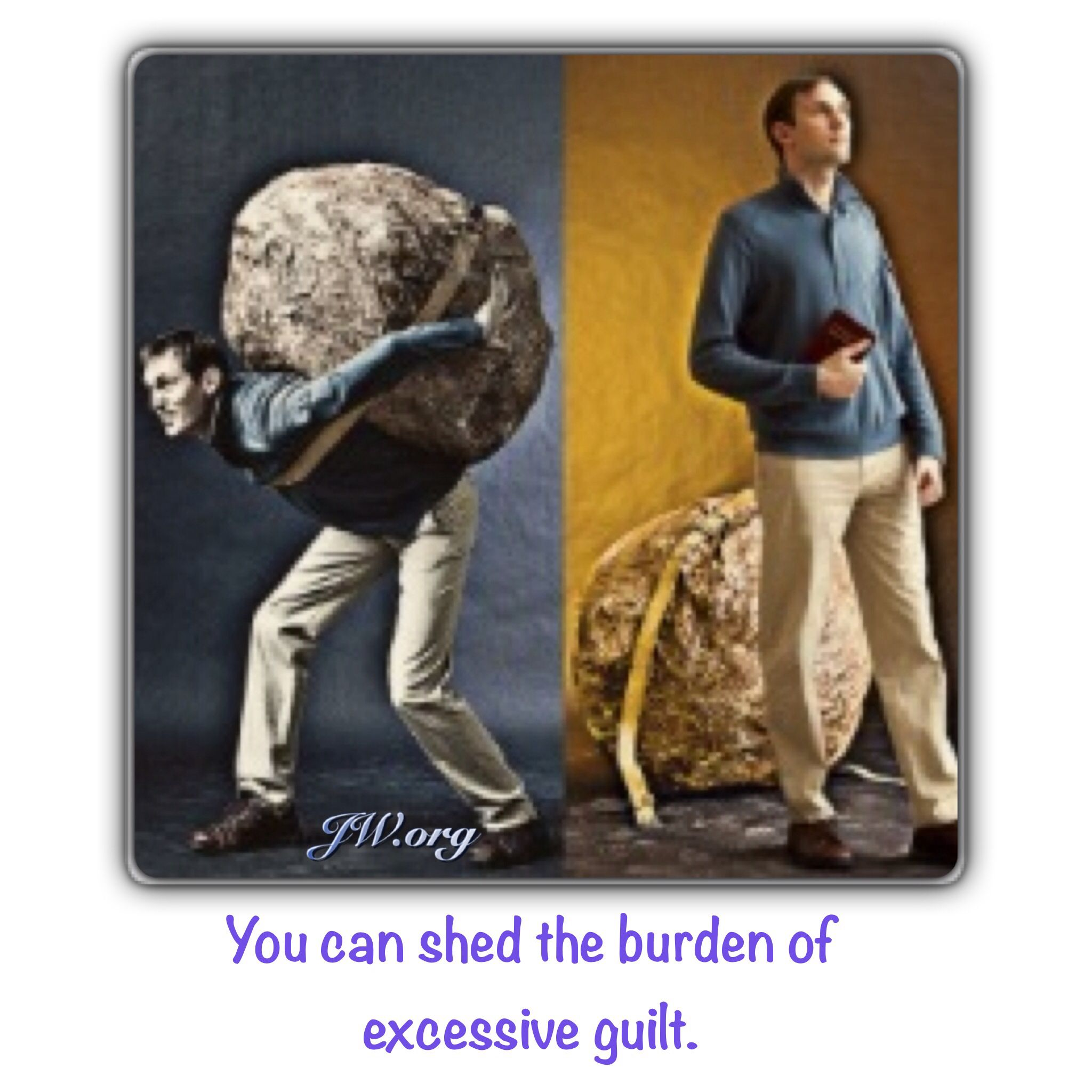how to come out of guilt