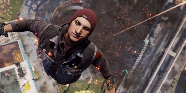 10 Best PS4 Games (So Far) Infamous second son, Ps4