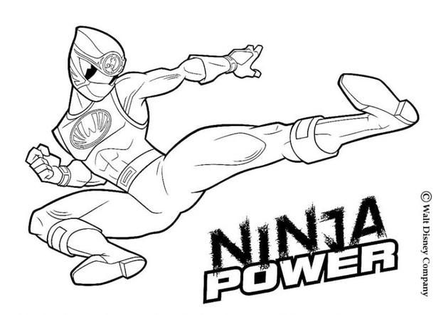 Power Rangers Spd Coloring Pages To Print Tips