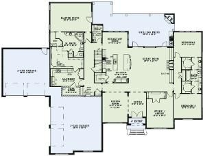 Image Result For House Plans With Laundry Room Connected To Master Closet