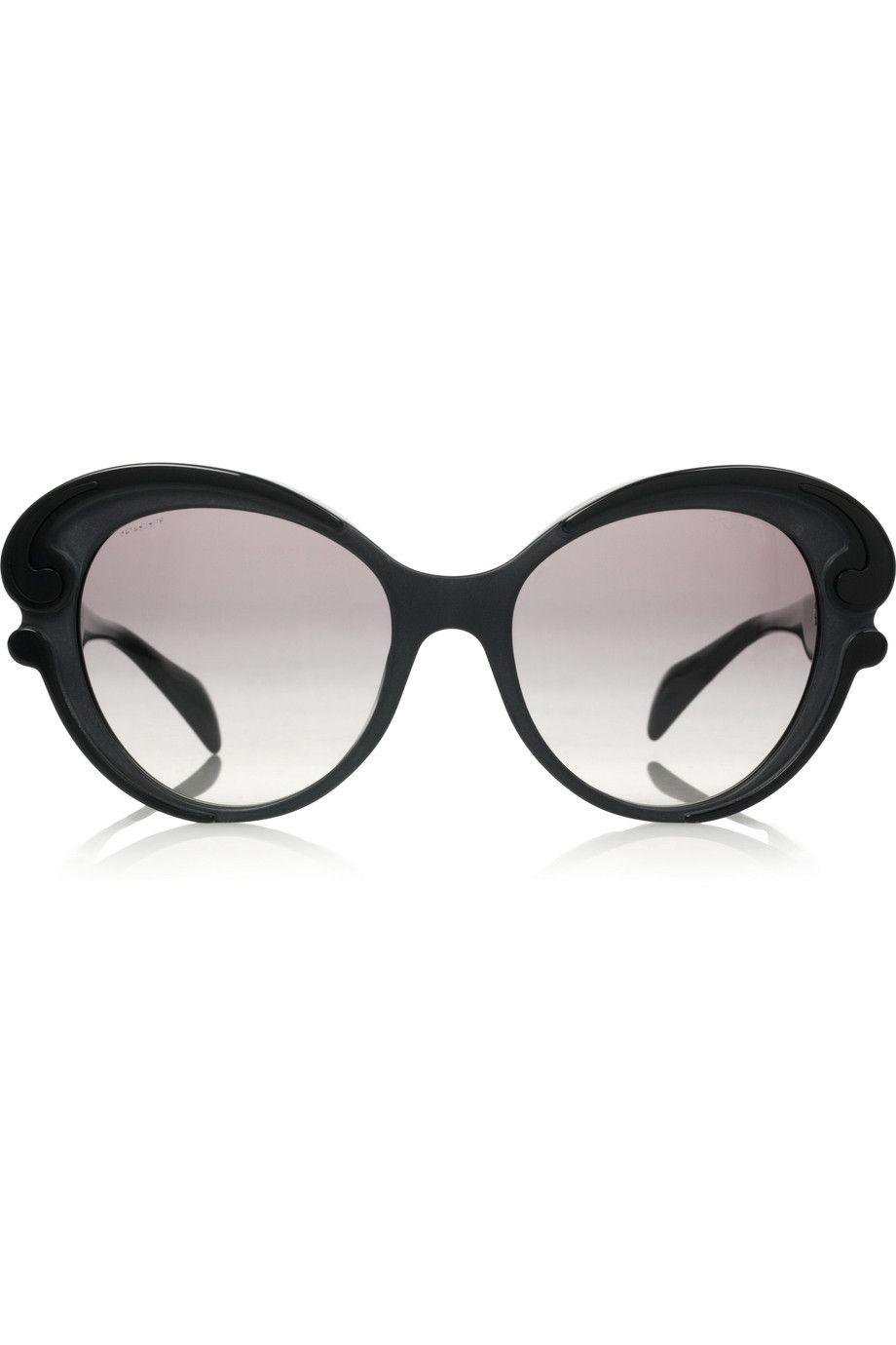 f15cbc6c444 Prada - Butterfly-Frame Acetate Sunglasses