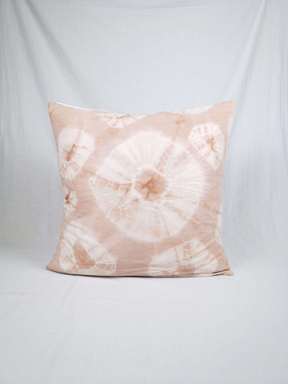 Hmong pillow Organic handwoven brown Decorative Throw pillow Cover,12x20 pillow lumbar pillow ESAN Handwoven pillow cover brown pillow