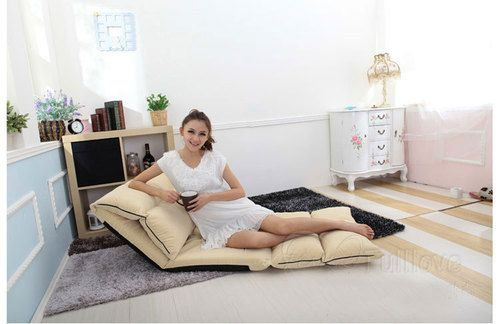 Japanese Styly Sofa Lazy Sofa Sofabed Foldable Must
