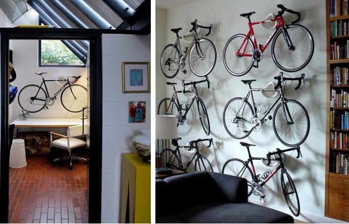 自転車用壁掛けフック Cycloc サイクロック ウインドー