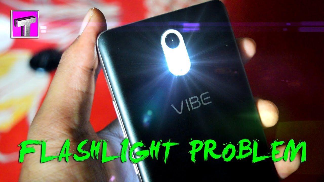 How to FiX Lenovo Vibe P1M Dim Flashlight Problem [Solved
