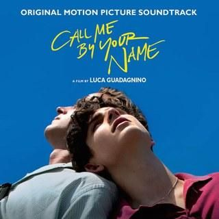 Luca Guadagnino Call Me By Your Name Original Motion Picture Soundtrack Numbered Limited Edition Colored Your Name Movie Music Album Cover Cool Album Covers