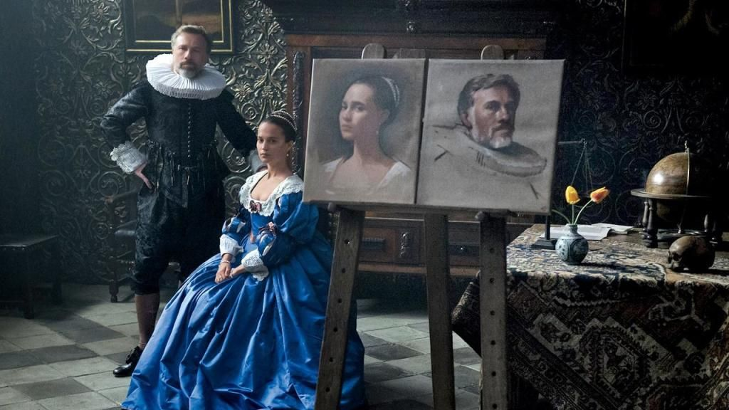 'Tulip Fever' Trailer: Alicia Vikander and Dane DeHaan Start Secret Love Affair