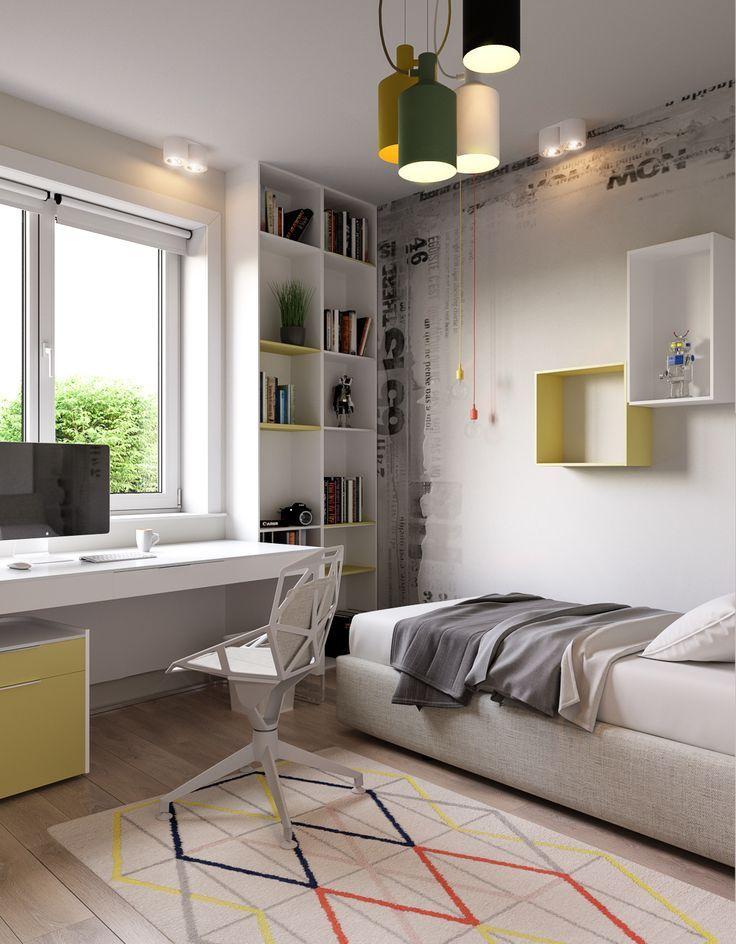 Ambiente / Farben Zimmer einrichten, Jungszimmer