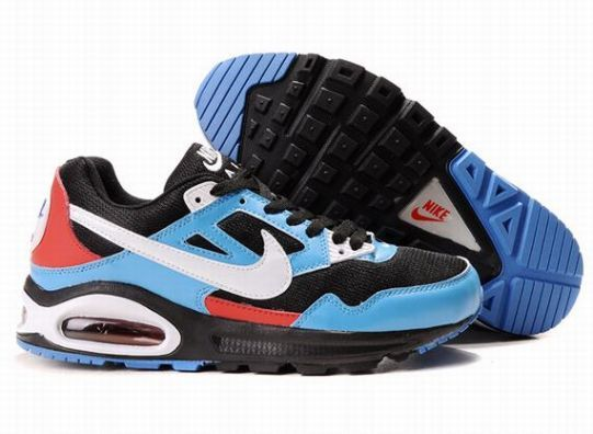 071ca644b89eba Nike Air Max Skyline Men s Black White Blue Orange Running Shoes Sale - Nike  Store UK