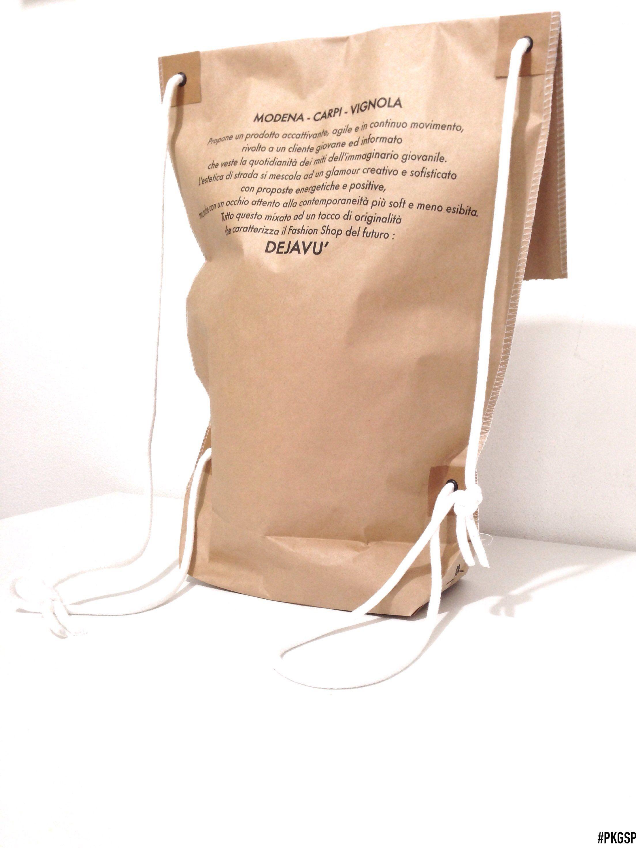 Design packaging packaging specialist packaging - Cement Bag Backpack By Packaging Specialist Kraft Packaging