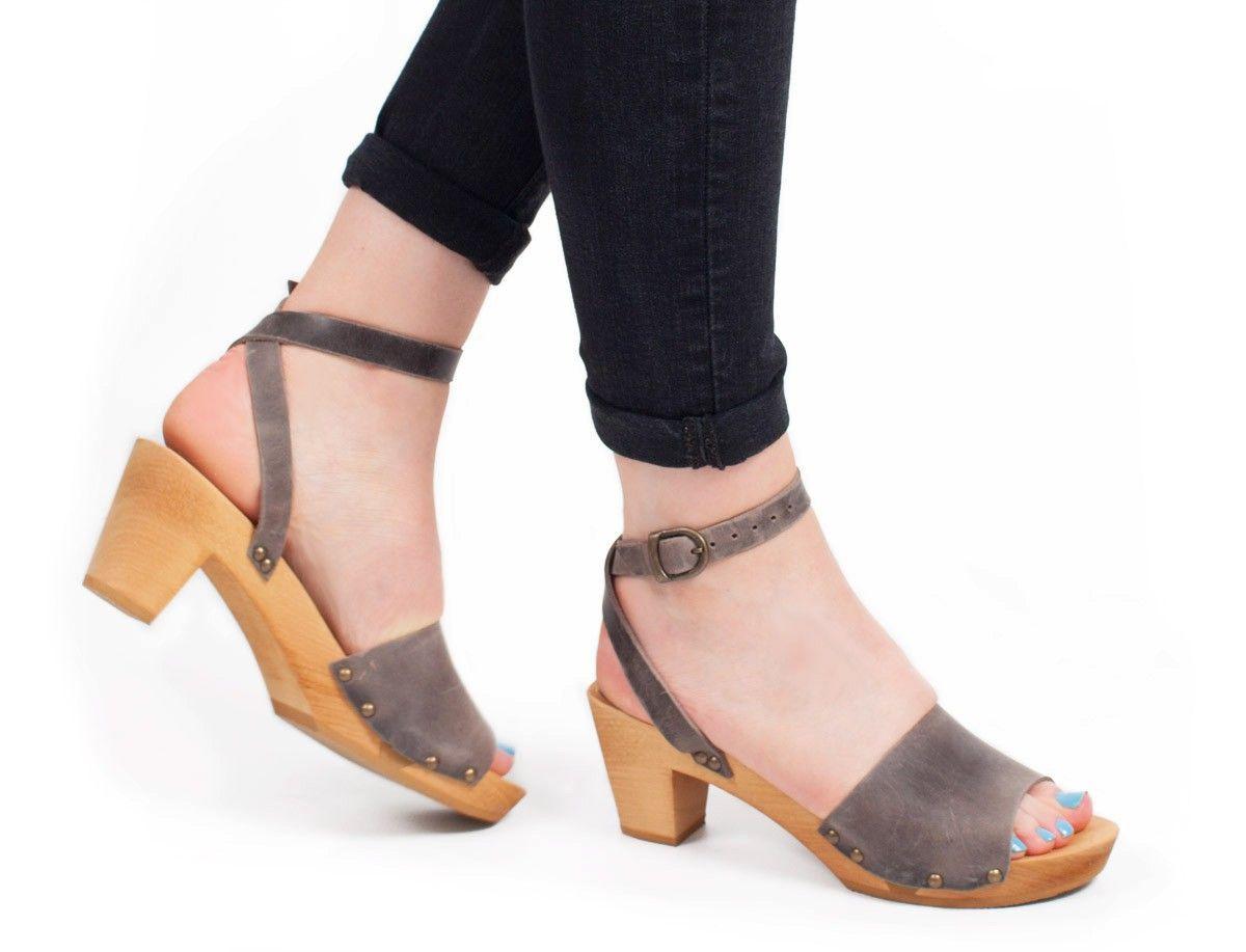 Sanita Yara Flex Sandal Grey 457357
