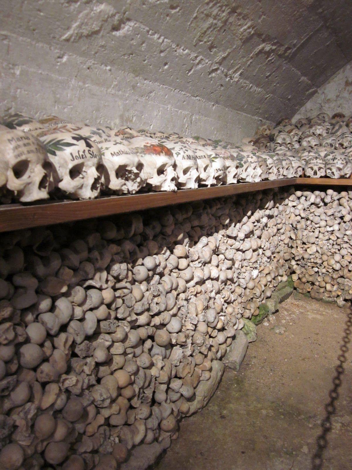 The Bone House (beinhaus)   Hallstatt Austria   Possible Reception Location?