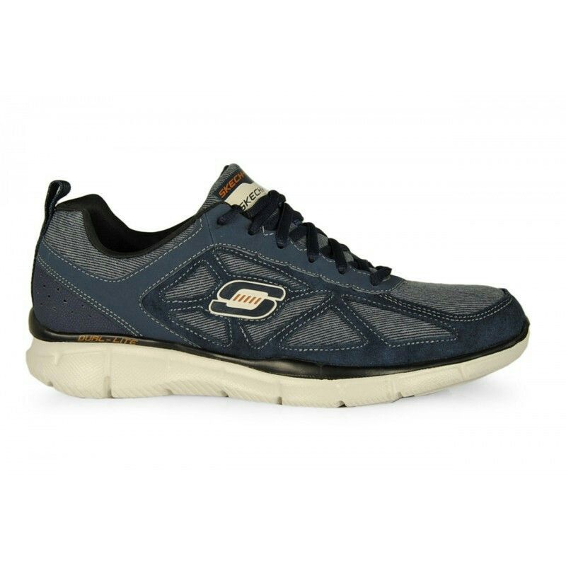ab3769d4593  Zapatillas SKECHERS Equalizer color Navy - Envío GRATIS!!. en Zapatutti   like