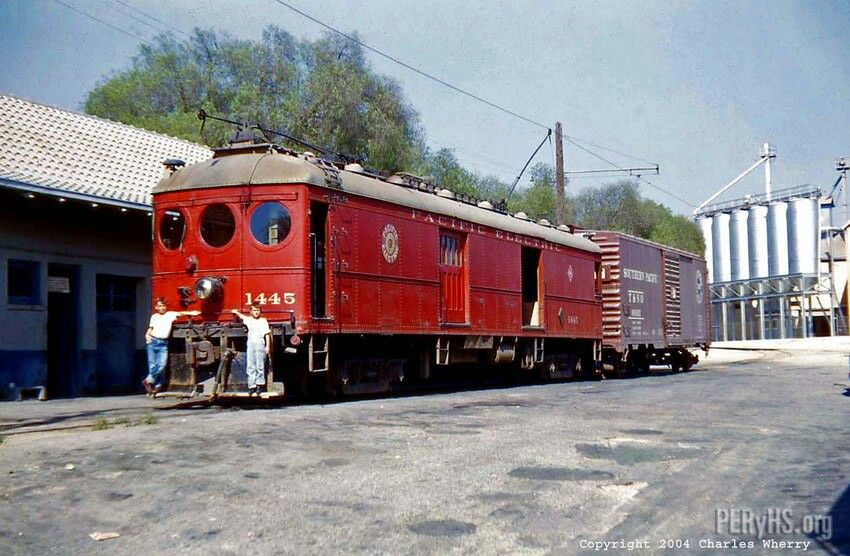 Pacific Electric Freight