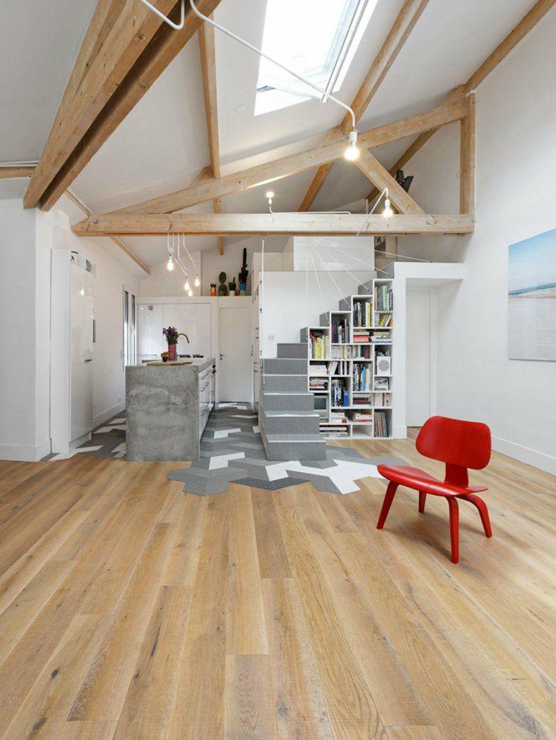 AuBergewohnlich Moderne Wohnungseinrichtung Ideen Bodenbelag Einrichten Nach Den Neuen  Wohntrends 2017 Wohnungseinrichtung