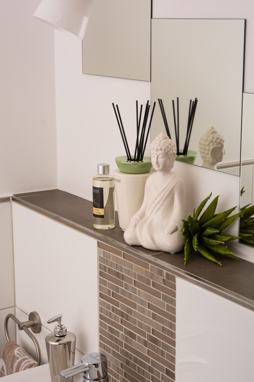 Badezimmer Deko mit einem touch von Fernost Unsere Badezimmer Deko