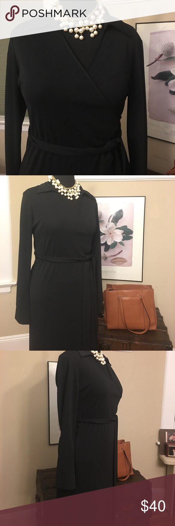 A real long sleeve wrap dress wrap dresses wraps and customer