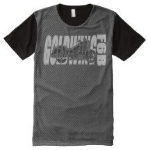 2013 Goldwing F6B All-Over Print T-shirt