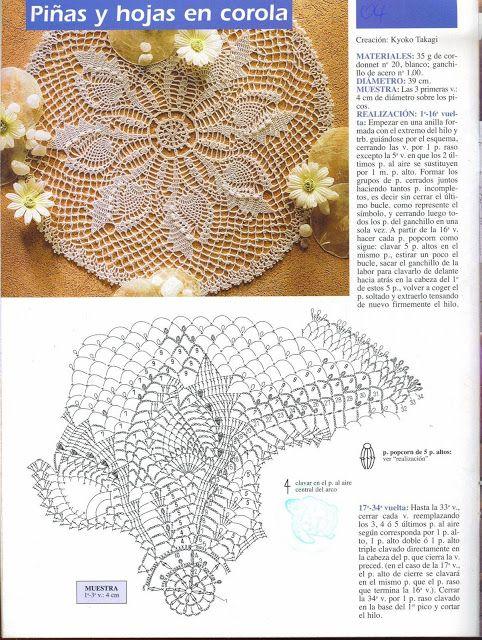 Kira scheme crochet: Scheme crochet no. 2534 | kiraschemecrochet ...