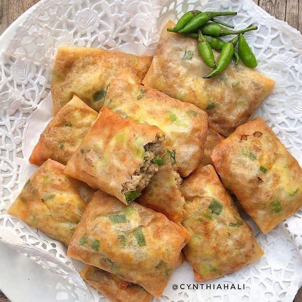 Resep Camilan Dari Bahan Sederhana Instagram Resep Makanan Makanan Resep Masakan