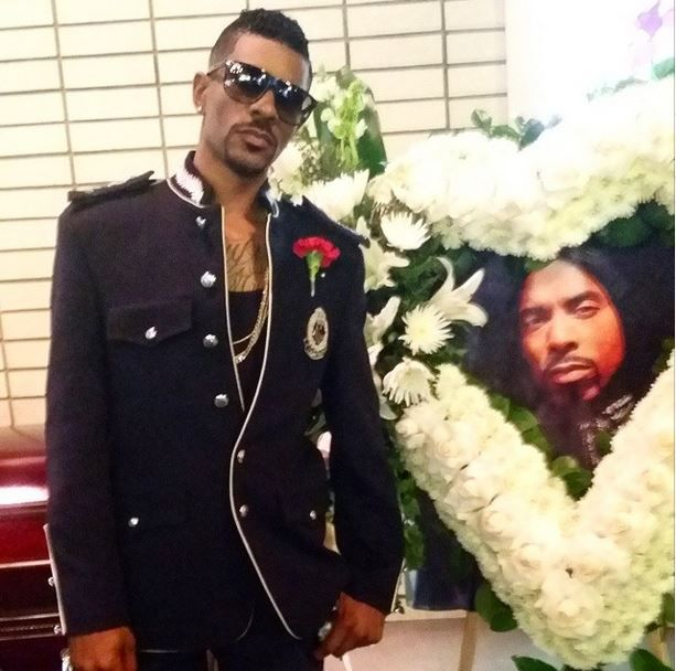 """Kamal """"Chance"""" Givens Shares Even More Images From """"Real's"""" Funeral And Explains Why: """"It's The Least I Could Do"""""""