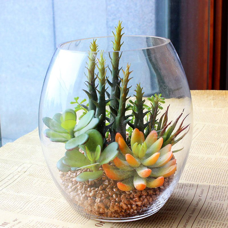 Artificial Potted Plants for Decor | 2015 Artificial Flowers Potted
