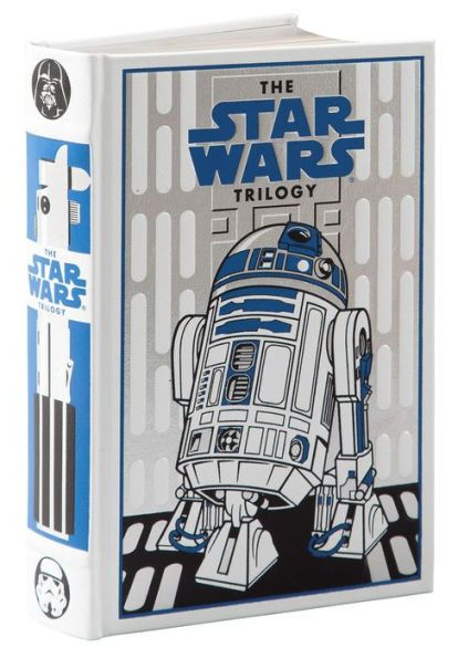 The Star Wars Trilogy White