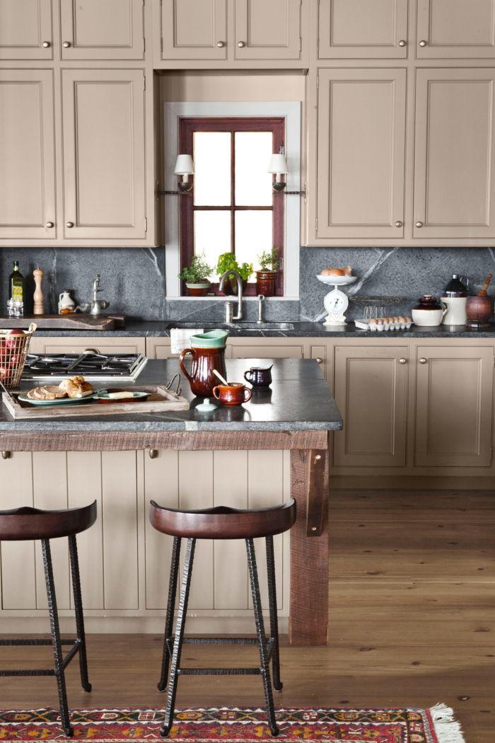 cocinas pequeñas, agradable propuesta para diseño de cocina pequeña ...