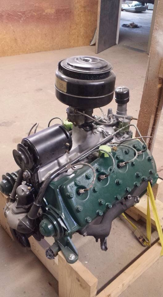 How would you, adjust the points? Ford flathead | Engines
