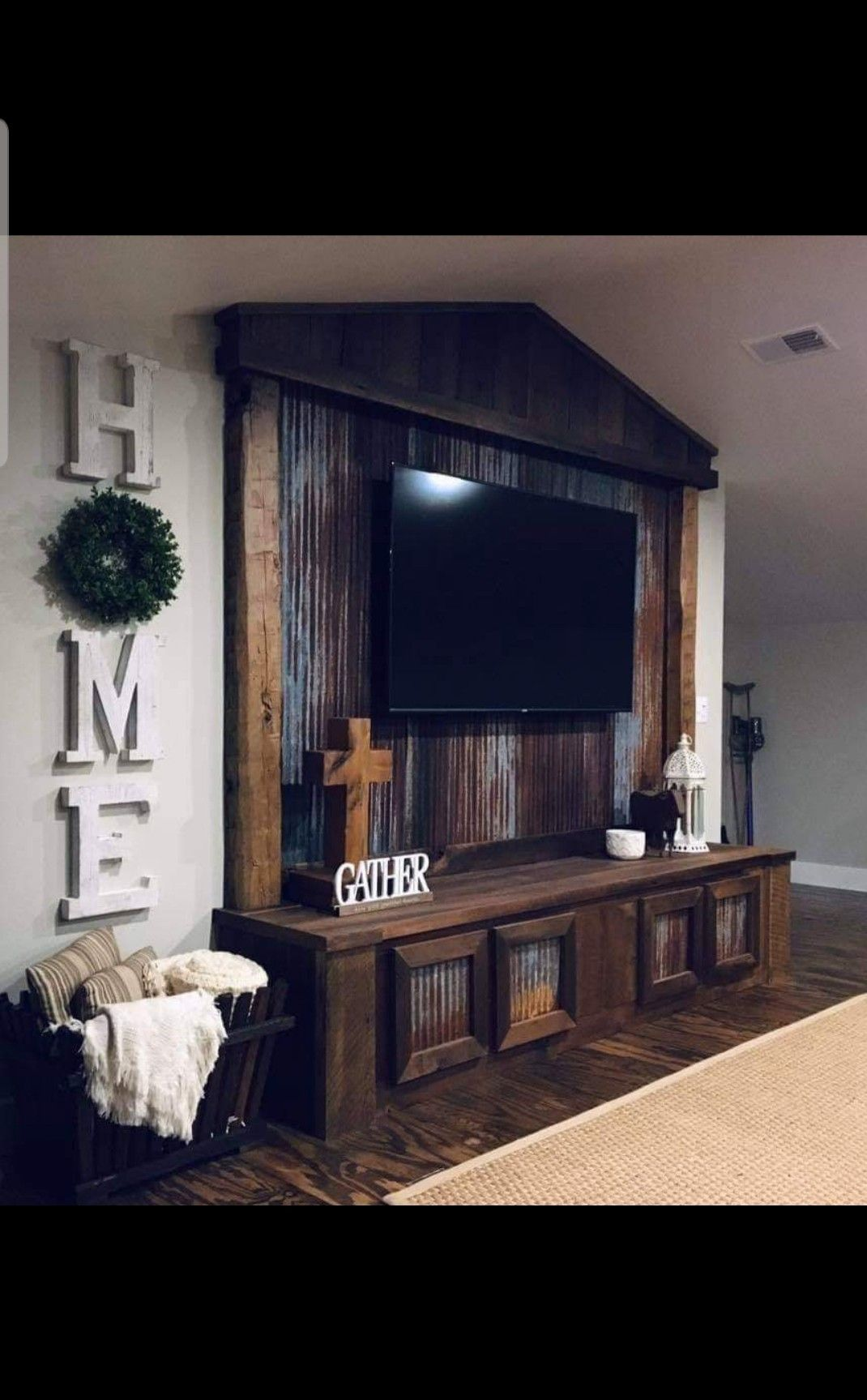 Living Room Tv Setups: Pin By Brittany Lawson On Home