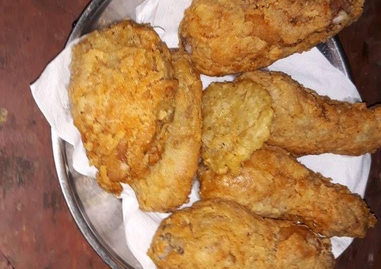 Pin Di Olahan Ayam