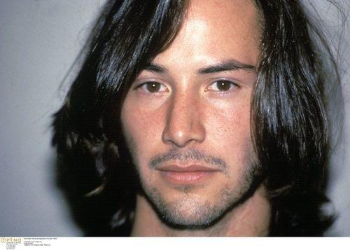 Hair Style Software: Menswear Monday: Keanu Reeves