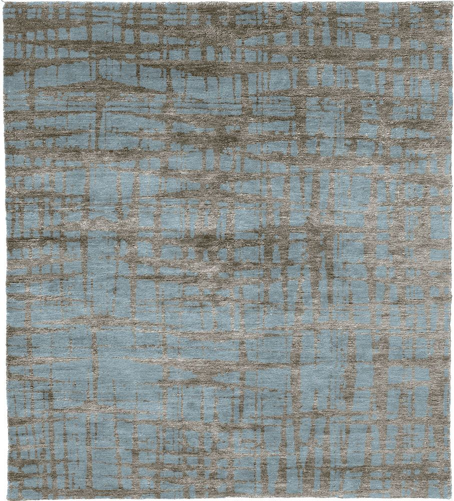 Tim Page Flooring: Static D Hand Knotted Tibetan Rug From The Tibetan Rugs 1