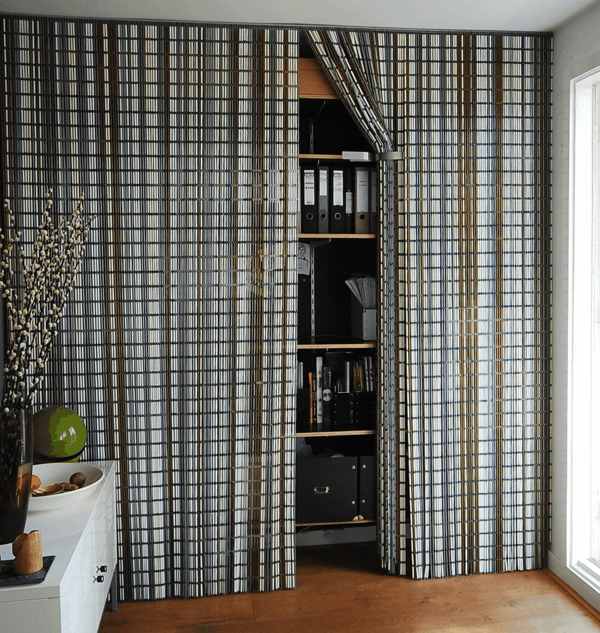 Curtain Room Dividers Without Drilling